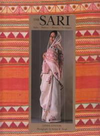 Sari:  styles, patterns, history, technique by Linda Lynton  - 1995  - from Hard-to-Find Needlework Books (SKU: 23090)