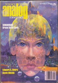 Analog Science Fiction / Science Fact, September 1979 (Volume 99, Number 9)