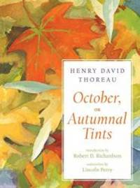 image of October, or Autumnal Tints
