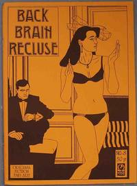 BACK BRAIN RECLUSE #8 by  Chris (editor) Reed - Paperback - First Edition - 1987 - from CHRIS DRUMM BOOKS and Biblio.co.uk