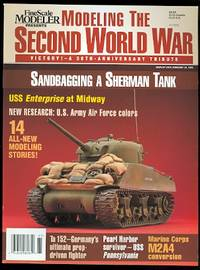image of MODELING THE SECOND WORLD WAR:  VICTORY! - A 50th ANNIVERSARY TRIBUTE.  FINESCALE MODELER. 1996.