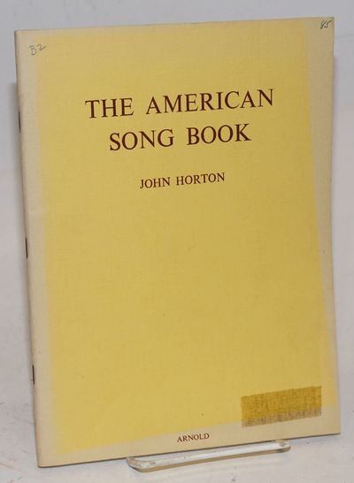 ABAA | The American song book