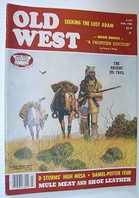 image of Old West Magazine: Fall 1980