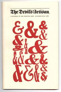 image of The Devil's Artisan: A Journal of the Printing Arts, Number Four