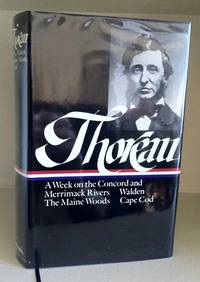 image of Thoreau: Week on the Concord and Merrimack Rivers