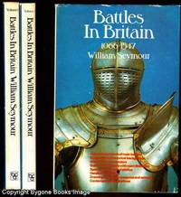 BATTLES IN BRITAIN And Their Political Background . 2 volumes :Vol 1 1066-1547 and Vol 2 1642-1746