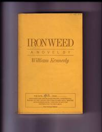 IRONWEED        (SIGNED PROOF)