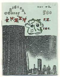 Fuzzy, P. I., Inc. (Original Comics Vol. 1 No. 2)