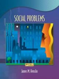 image of Social Problems (7th Edition) (MySocKit Series)