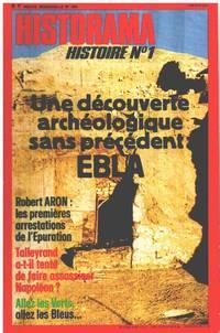image of Revue historama n° 304 / une découverte archéologique sans précédent : Ebla