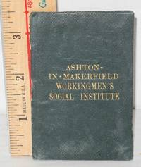 Ashton-in-Makerfield Workingmen's Social Institute