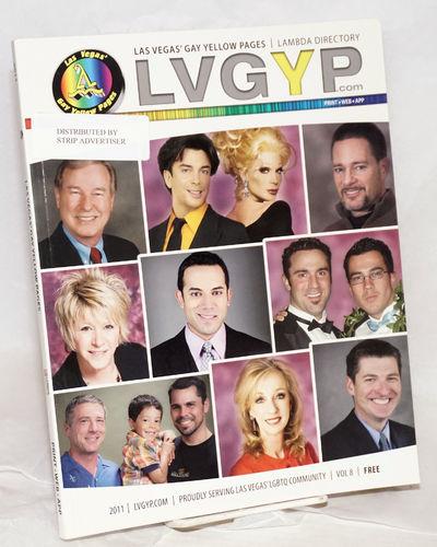 Las Vegas, NV: Saint Nolan's Pub, 2011. Magazine. xl, 193p., 8.5x10.75 inches, ads, services, resour...