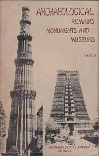 Archaeological Remains Monuments & Museums by Various - Paperback - First Edition - 1964 - from Mr Pickwick's Fine Old Books (SKU: 22427)
