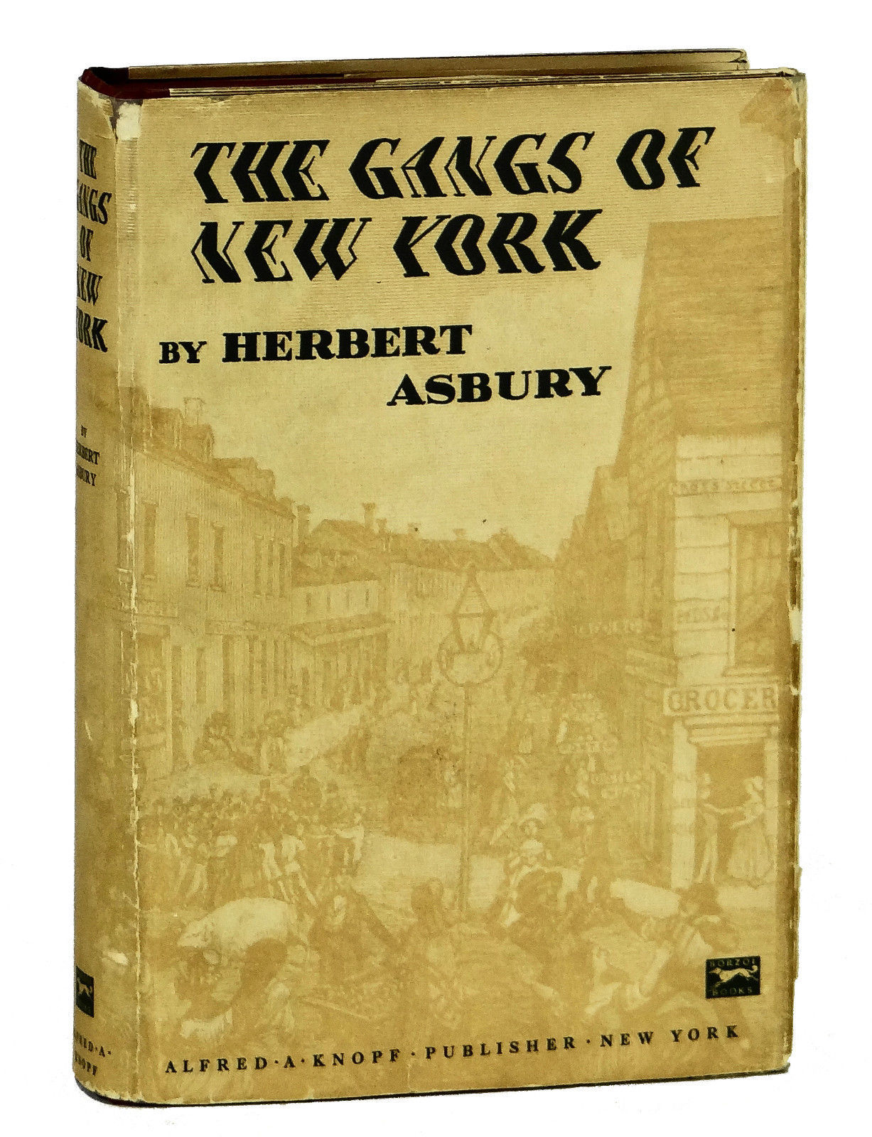 gangs of new york by herbert By herbert asbury herbert asbury pulled this book together from several official sources, including police records as well as unofficial ones such as the rough memories of criminals true to the title, the book is a history of crime both organized and not that permeated the dirty underbelly of new york city and its boroughs in the 19th and .