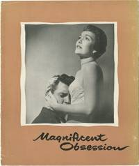 image of Magnificent Obsession (Original UK program for the 1954 film)