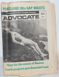 image of The Advocate: newspaper of America's Homophile Community; #155, January 15, 1975: Victory in Portland