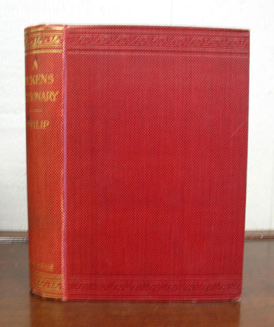 London: George Routledge & Sons Ltd, 1909. 1st edition (NCBEL III, 780). Red cloth with gilt spine l...