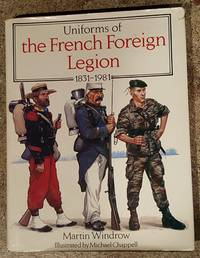 image of Uniforms of the French Foreign Legion, 1831-1981