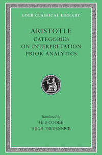 Categories by Aristotle - Hardcover - from The Saint Bookstore (SKU: A9780674993594)