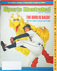 image of Sports Illustrated Magazine, June 6, 1977 (Vol 46, No. 24) : The Bird Is  Back! - Detroit's Mark Fidrych and Friend