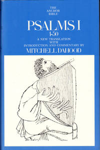 Psalms I, 1-50: A New Translation With Introduction and Commentary