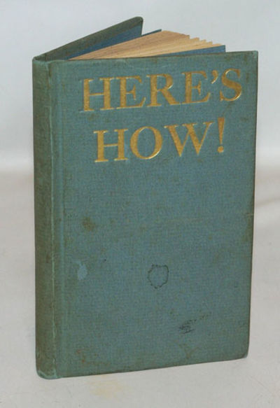 New York: Leslie-Judge Company, (1927). Fourth Printing of March, 1927. Very good+ in light blue pap...