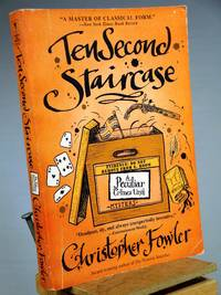 Ten Second Staircase: A Peculiar Crimes Unit Mystery