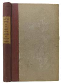 image of OLIVER TWIST; or, The Parish Boy's Progress.  With Illustrations.  Complete in One Volume