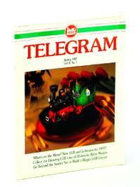[LGB] Telegram [Magazine], Spring 1997, Vol. 8, No. 1 - Meet Richard Stein