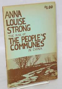 The rise of the People's Communes in China