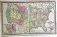 A NEW MAP OF THE UNITED STATES OF AMERICA
