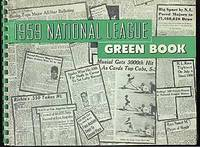 1959 National League Green Book