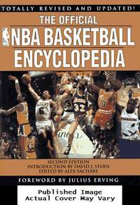 image of The Official Nba Basketball Encyclopedia: Second Edition
