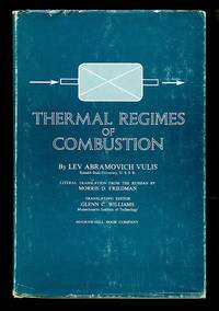 image of Thermal Regimes of Combustion