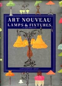 Art Nouveau Lamps and Fixtures of James Hinks & Son