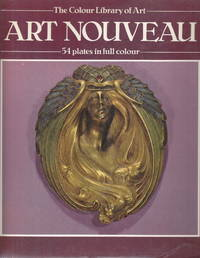 Art Nouveau by Battersby - 1984 - from Hard-to-Find Needlework Books (SKU: 22192)