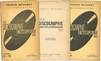 image of Hot Discographie Encyclopedique, Volumes 1-3 (First French Edition)