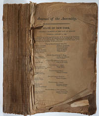 image of Journal of the Assembly of the State of New-York, at Their Forty- Fifth Session (1822)