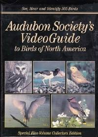 Audubon Society's videoGuide to Birds of North America: See, Hear & Identify 505 Birds By Video