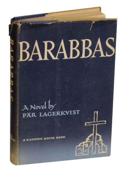 New York: Random House, 1951. Book club edition. Hardcover. Lagerkvist's classic novel translated by...