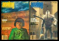 image of ANALOG - Science Fiction, Science Fact - Volume 100, numbers 7 and 8 - July and August 1980