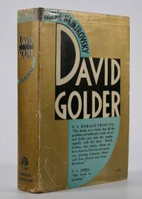 David Golder; Translated by Sylvia Stuart