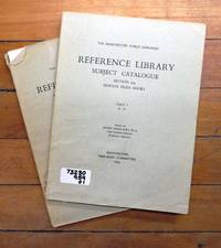 The Manchester Public Libraries Reference Library Subject Catalogue Section 094 Private Press Books Parts I and II