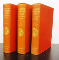 The Letters of John McLoughlin From Fort Vancouver to the Governor and Committee. First Series, 1825-38. Second Series, 1839-44. Third Series, 1844-46