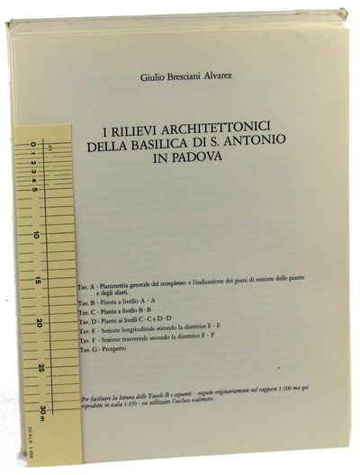 Vicenza: Edizioni Voltolina, 1981. Paperback. Very good. Single text sheet folded in fours with seve...