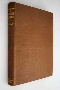 A Bibliography of the Writings of Samuel Butler (Author of 'Erewhon') and of Writings about Him: With some Letters from Samuel Butler to the Rev. F.G. Fleay, now First Published [ Limited edition No: 399 of 500 numbered copies only.
