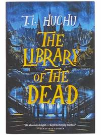 The Library of the Dead (Edinburgh Nights, Book 1)