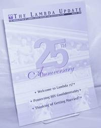 image of Lambda Update: newsletter of the Lambda Legal Defense and Education Fund vol. 15, #1, Winter 1998: 25th Anniversary