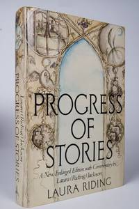 Progress of Stories by  Laura (Riding) Jackson - First Edition - 1982 2021-01-18 - from Resource for Art and Music Books (SKU: 210118002)