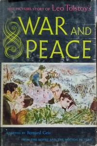 image of The Picture-Story of Leo Tolstoy's War and Peace